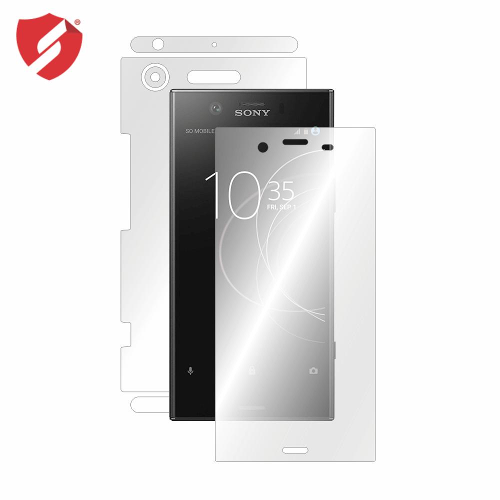 Folie de protectie Smart Protection Sony Xperia XZ1 - fullbody - display + spate + laterale imagine