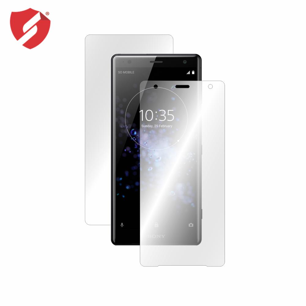 Folie de protectie Smart Protection Sony Xperia XZ2 - fullbody - display + spate + laterale imagine