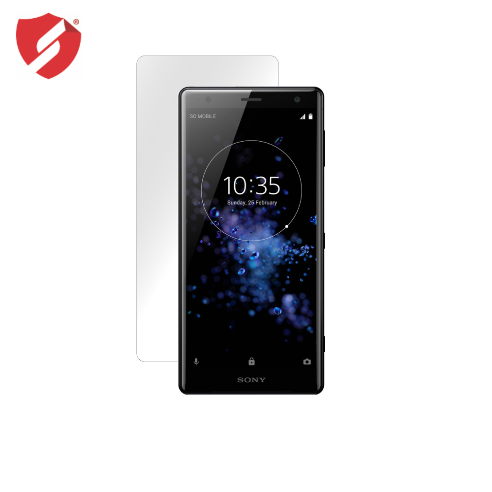Folie de protectie Smart Protection Sony Xperia XZ2 - doar-spate+laterale imagine