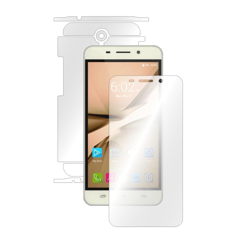 Folie de protectie Smart Protection Smartphone Tesla 6.2 - fullbody - display + spate + laterale imagine