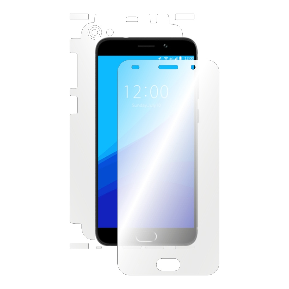Folie de protectie Smart Protection UMIDIGI UMI G - fullbody - display + spate + laterale imagine