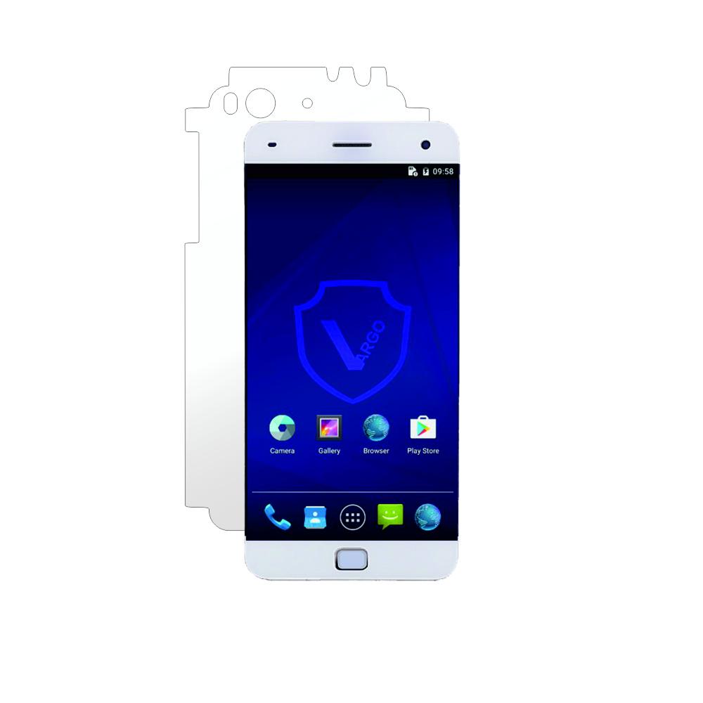 Folie de protectie Smart Protection Vargo iVargo - doar-spate+laterale imagine