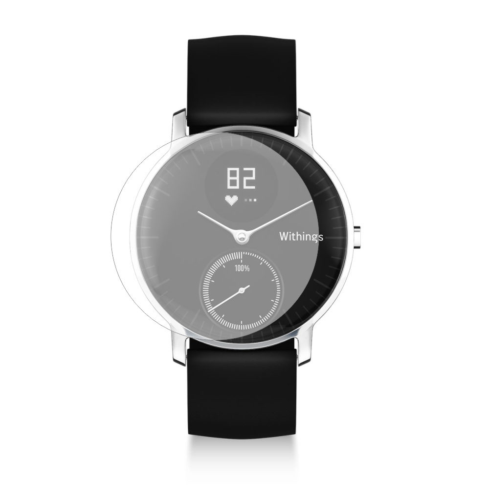 Folie de protectie Smart Protection Withings Steel HR 36mm - 2buc x folie display imagine