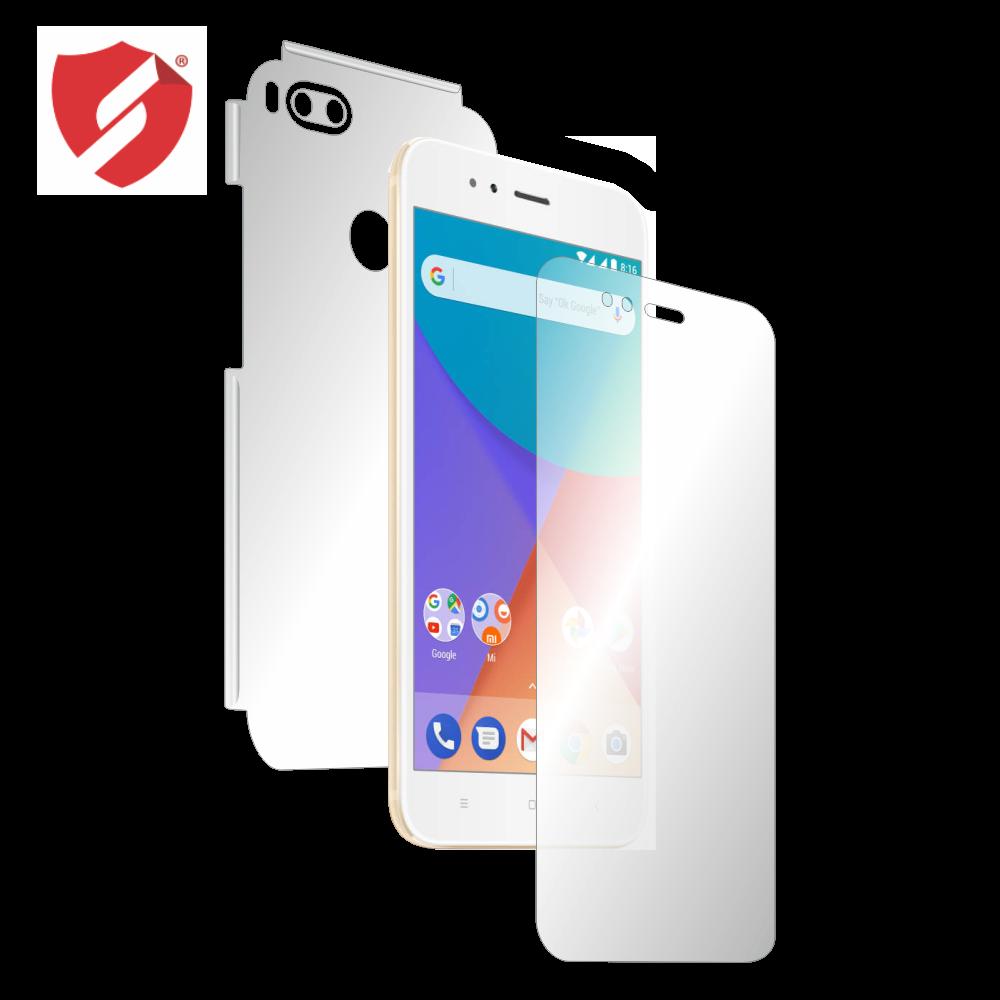 Folie de protectie Smart Protection Xiaomi Mi A1 - fullbody - display + spate + laterale imagine