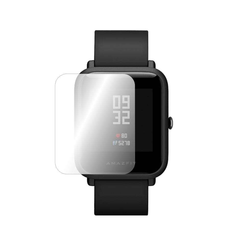 Folie de protectie Smart Protection Smartwatch Xiaomi Amazfit Bip - 4buc x folie display imagine