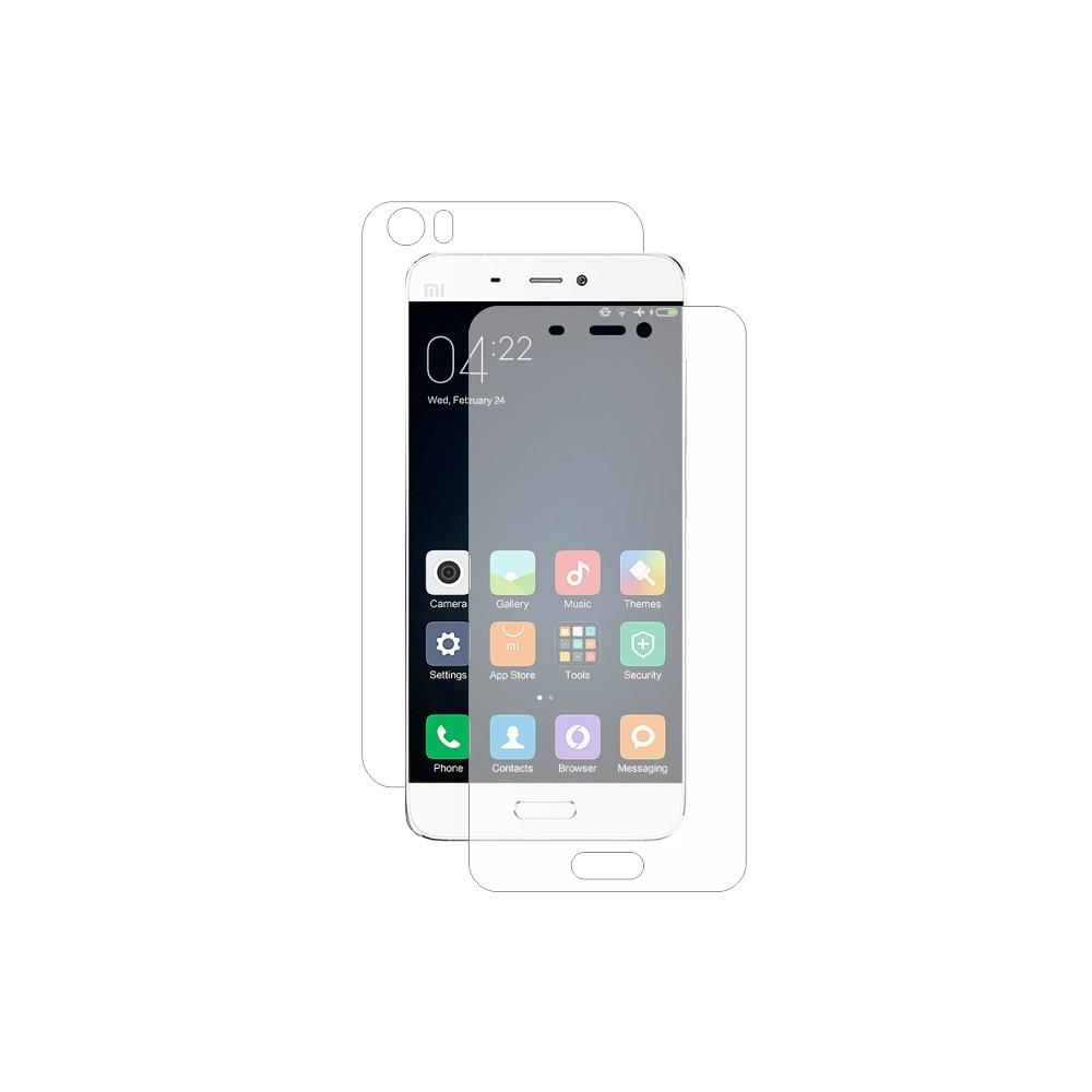 Folie de protectie Smart Protection Xiaomi MI-5 - fullbody-display-si-spate imagine