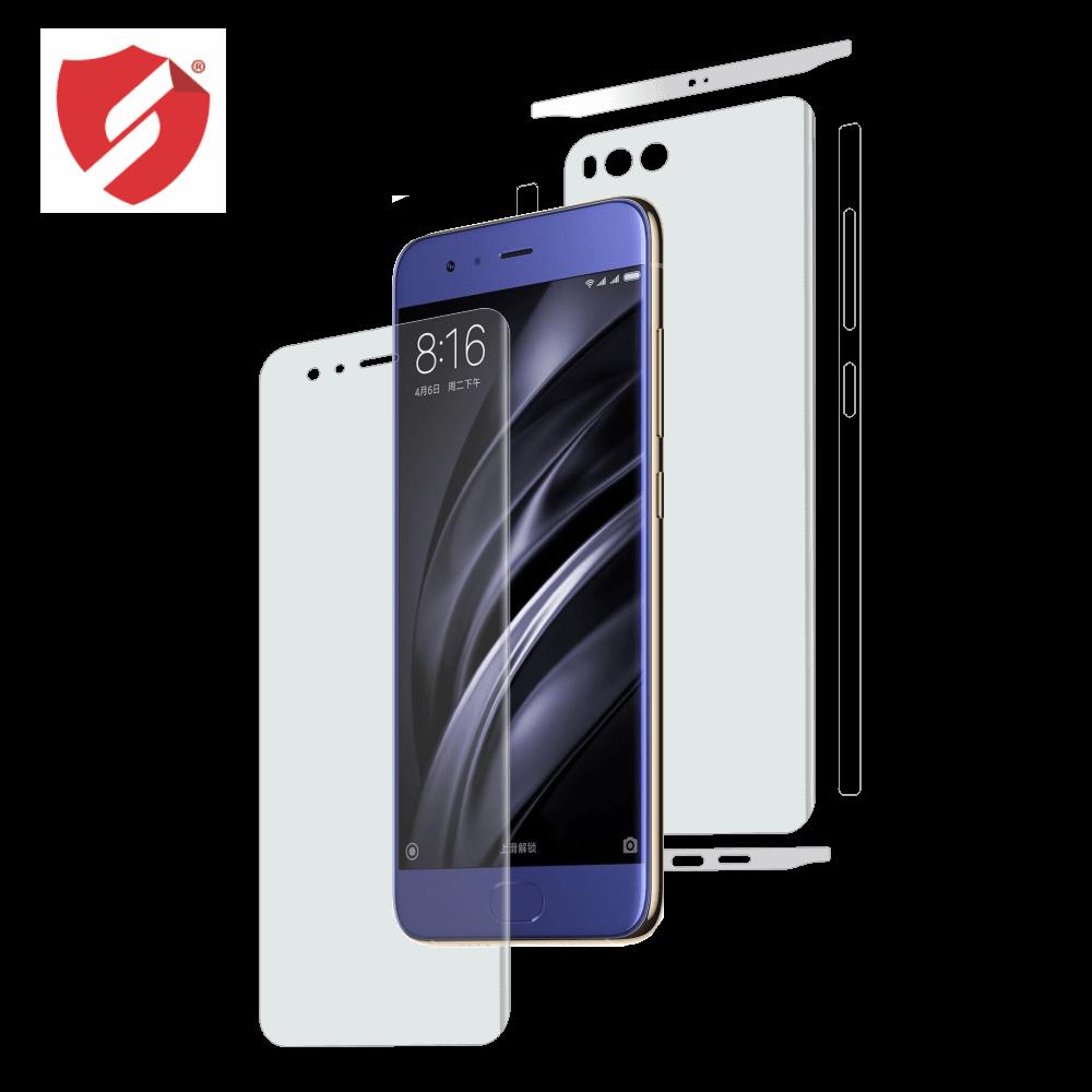 Folie de protectie Smart Protection Xiaomi Mi 6 - fullbody - display + spate + laterale imagine