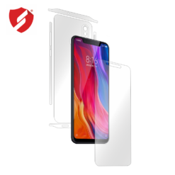 Folie de protectie Clasic Smart Protection Xiaomi Mi 8