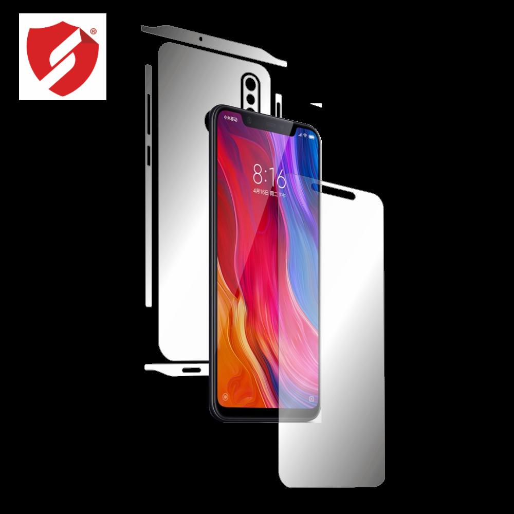 Folie de protectie Smart Protection Xiaomi Mi 8 - fullbody - display + spate + laterale imagine