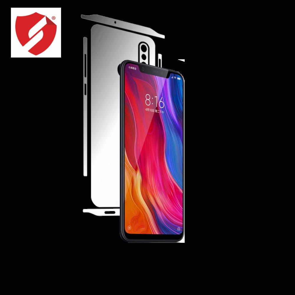 Folie de protectie Smart Protection Xiaomi Mi 8 - doar-spate+laterale imagine