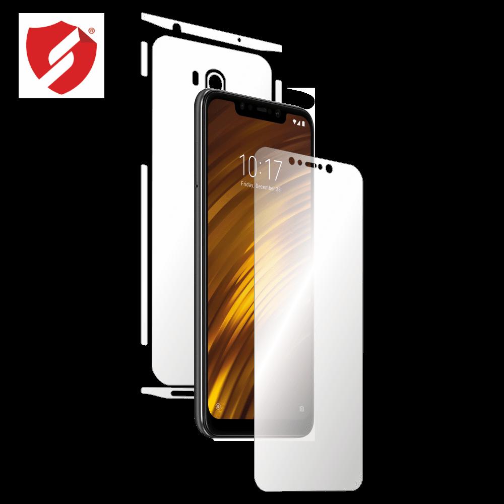 Folie de protectie Smart Protection Xiaomi Pocophone F1 - fullbody - display + spate + laterale imagine