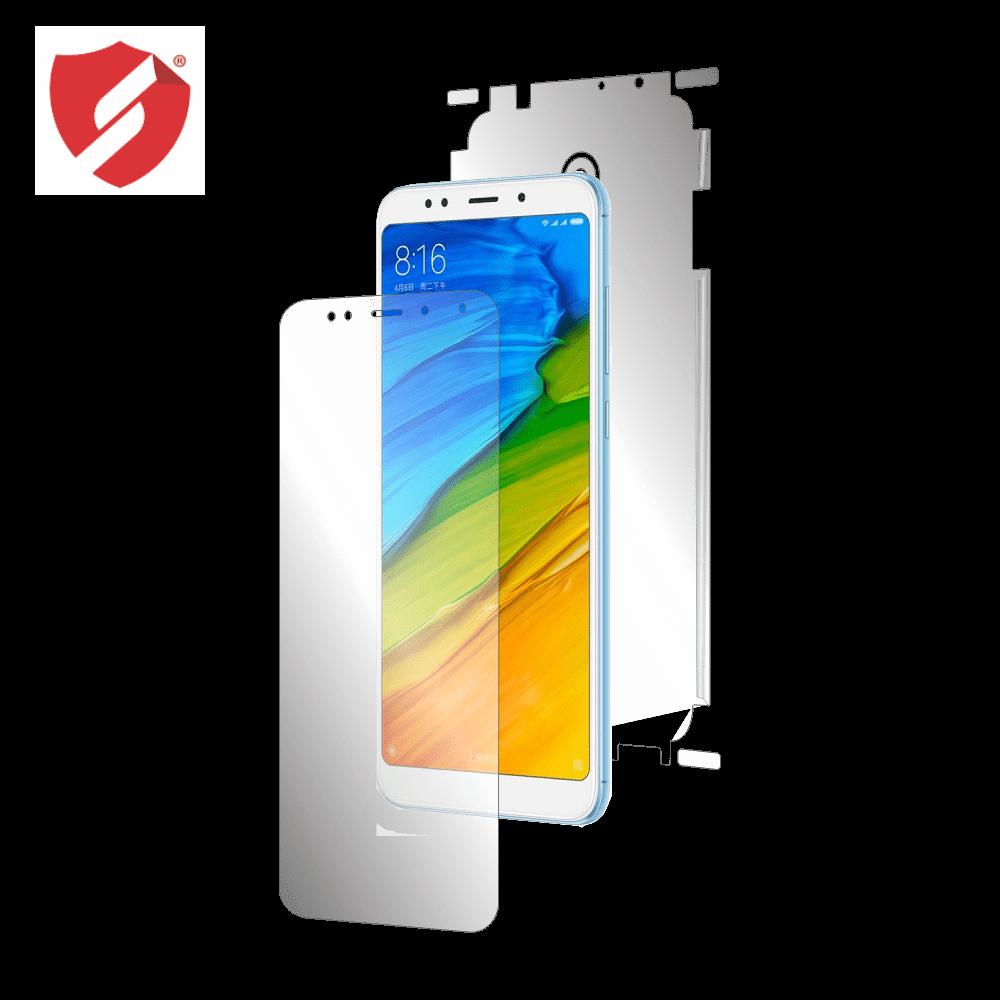 Folie de protectie Smart Protection Xiaomi Redmi 5 - fullbody - display + spate + laterale imagine