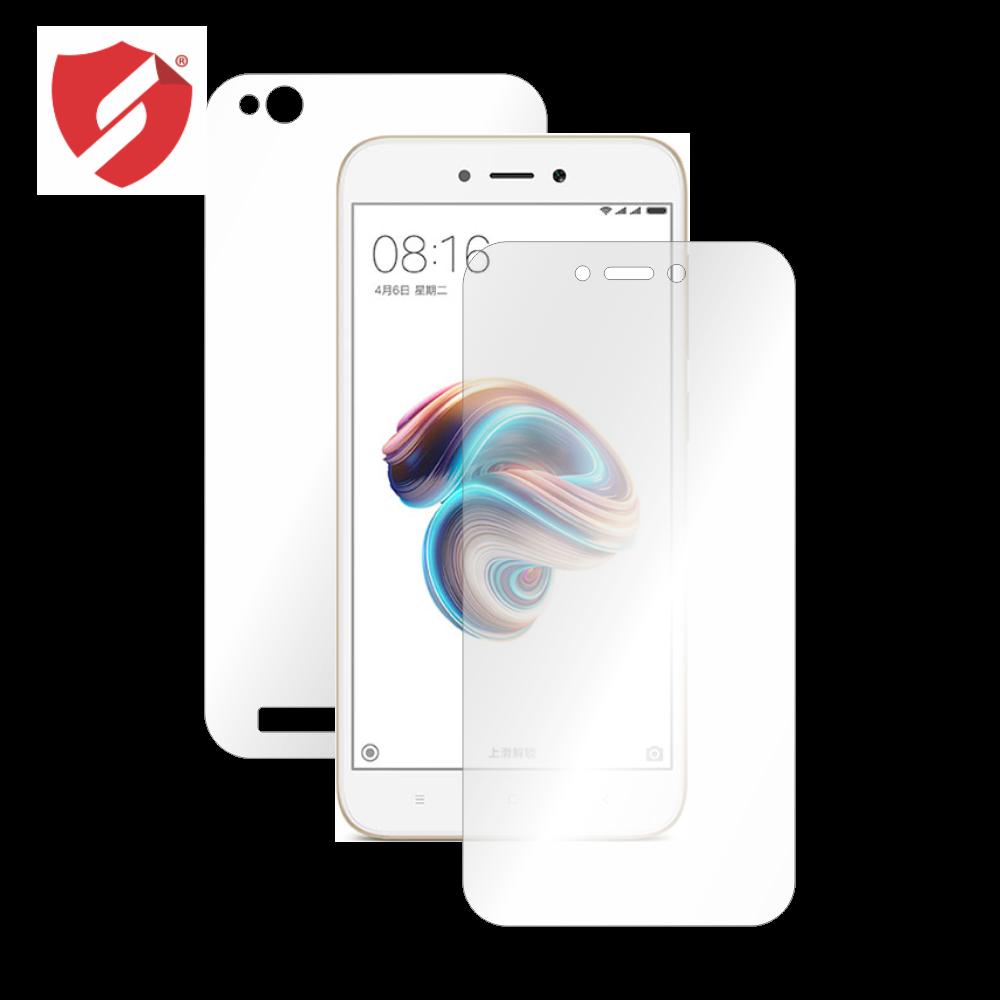 Folie de protectie Smart Protection Xiaomi Redmi 5A - fullbody-display-si-spate imagine