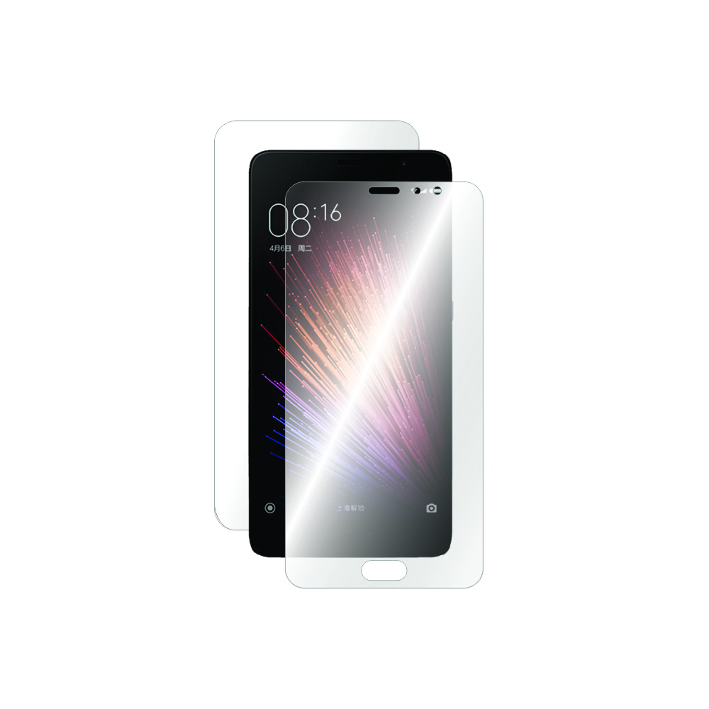 Folie de protectie Smart Protection Xiaomi Redmi Pro - fullbody-display-si-spate imagine