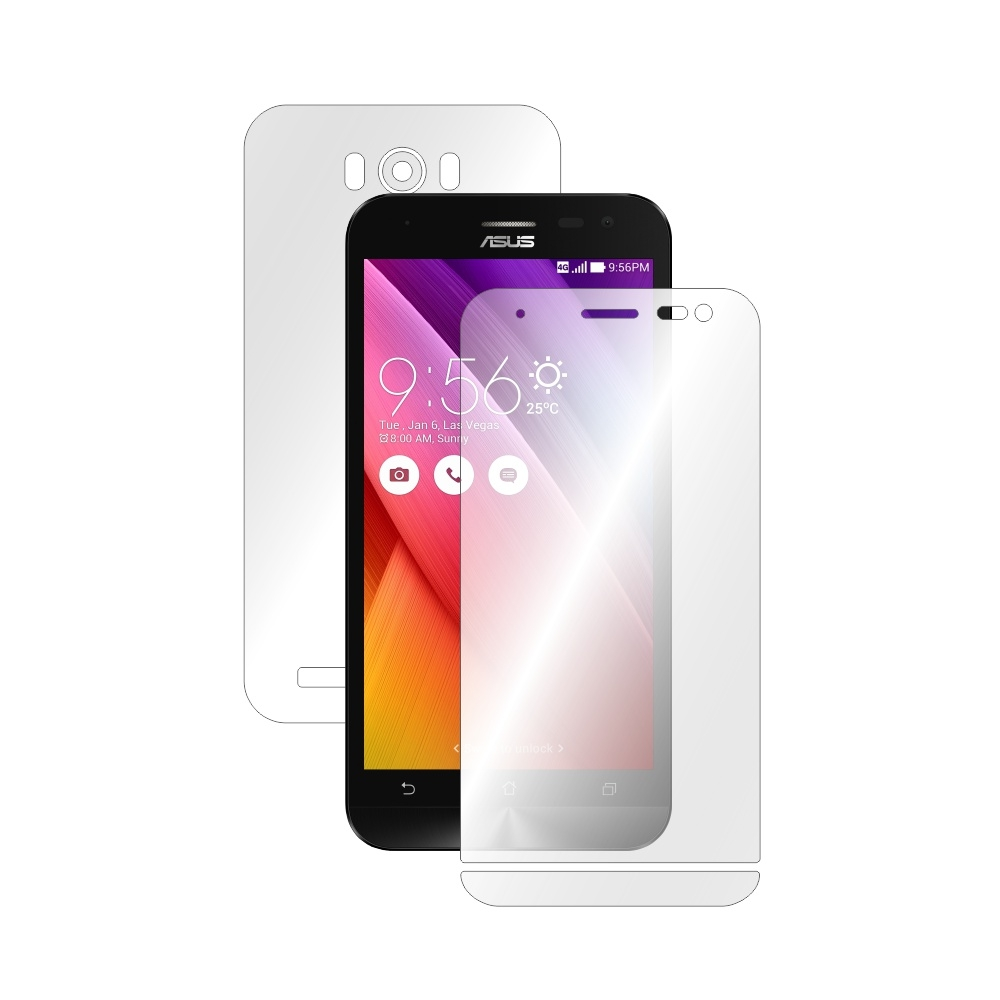 Folie de protectie Smart Protection Asus ZenFone 2 Laser ZE500KL - fullbody-display-si-spate imagine