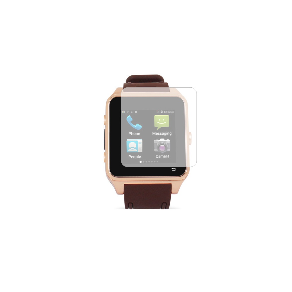 Folie De Protectie Smart Protection Smartwatch Zgpax S82 3g - 4buc X Folie Display