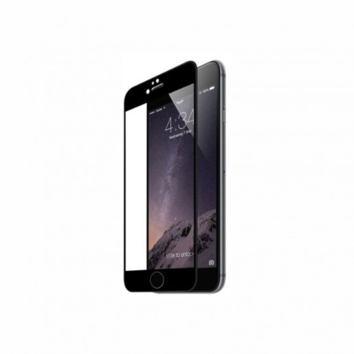 Tempered Glass - Ultra Smart Protection Iphone 6 fulldisplay negru - Ultra Smart Protection Display imagine