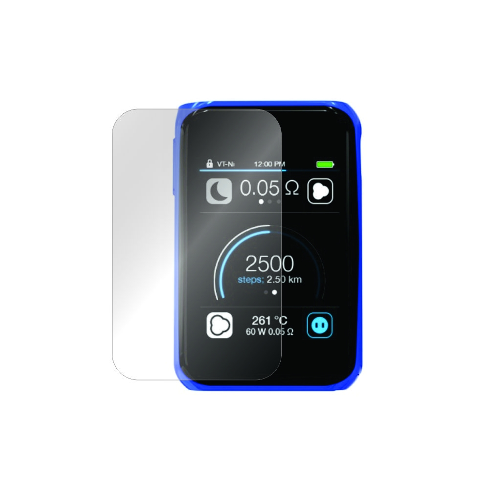 Folie de protectie tigara electronica Joyetech Cuboid PRO - 4buc x folie display imagine