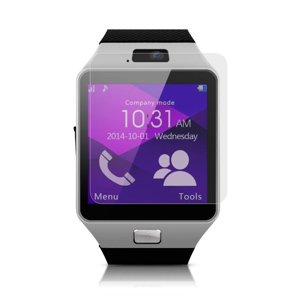 Folie de protectie Smart Protection Smartwatch DZ09 - 4buc x folie display imagine