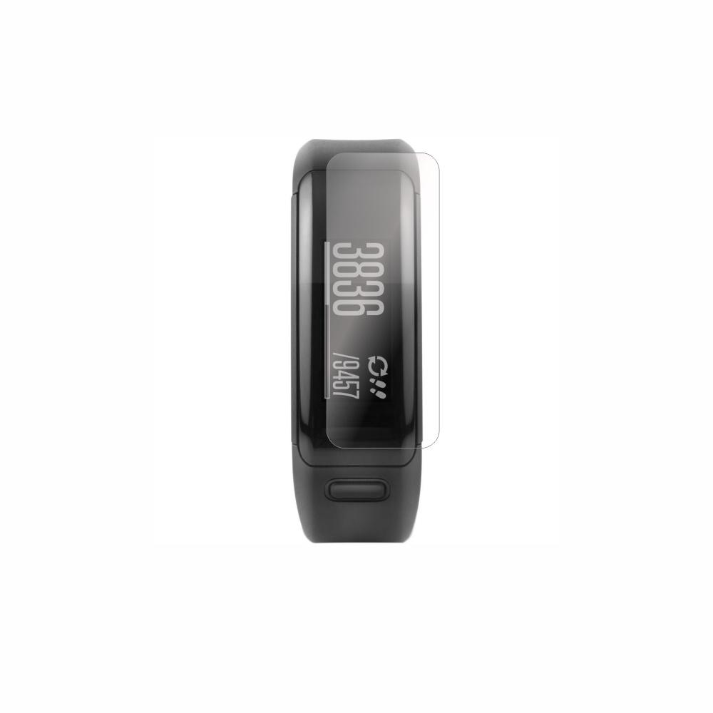 Folie de protectie Smart Protection Smartwatch Garmin Vivosmart HR - 4buc x folie display imagine
