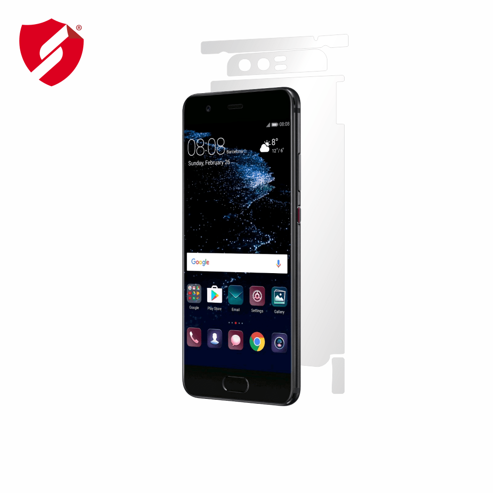 Folie de protectie Smart Protection Huawei P10 - doar-spate+laterale imagine
