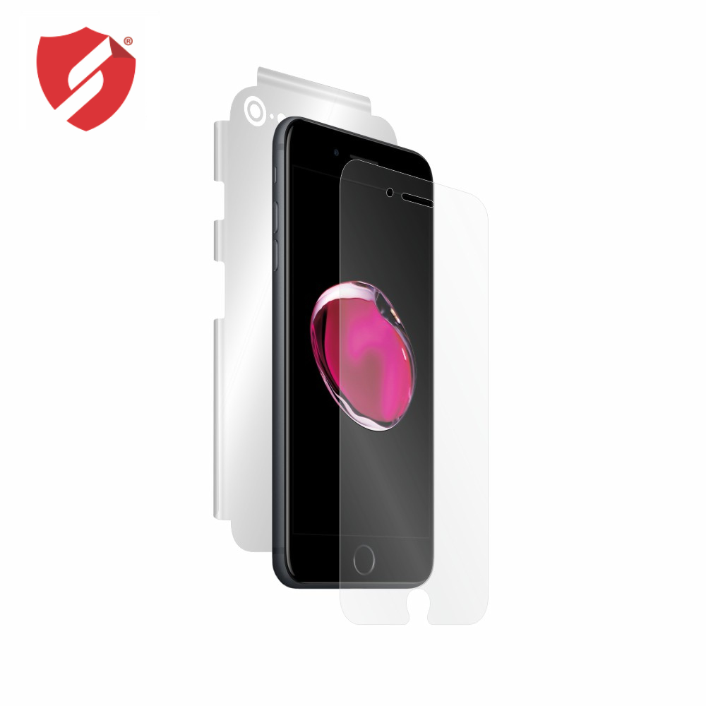 Folie de protectie Smart Protection iPhone 7 - fullbody - display + spate + laterale imagine