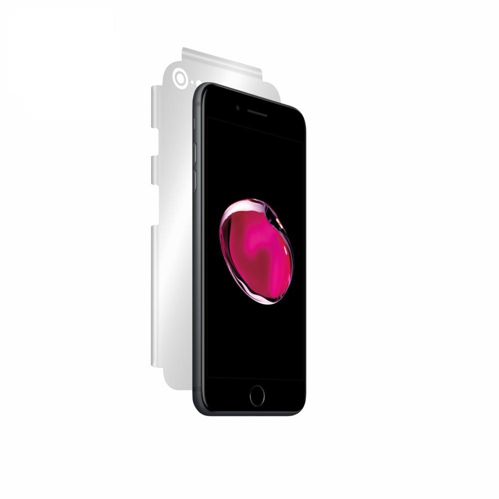 Folie de protectie Smart Protection iPhone 7 Plus compatibila cu Leather Case - doar-spate+laterale imagine