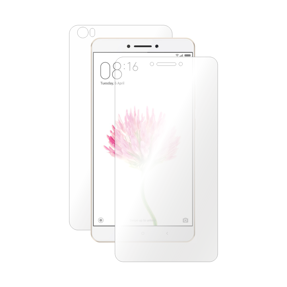 Folie de protectie Smart Protection Xiaomi Mi Max - fullbody-display-si-spate imagine