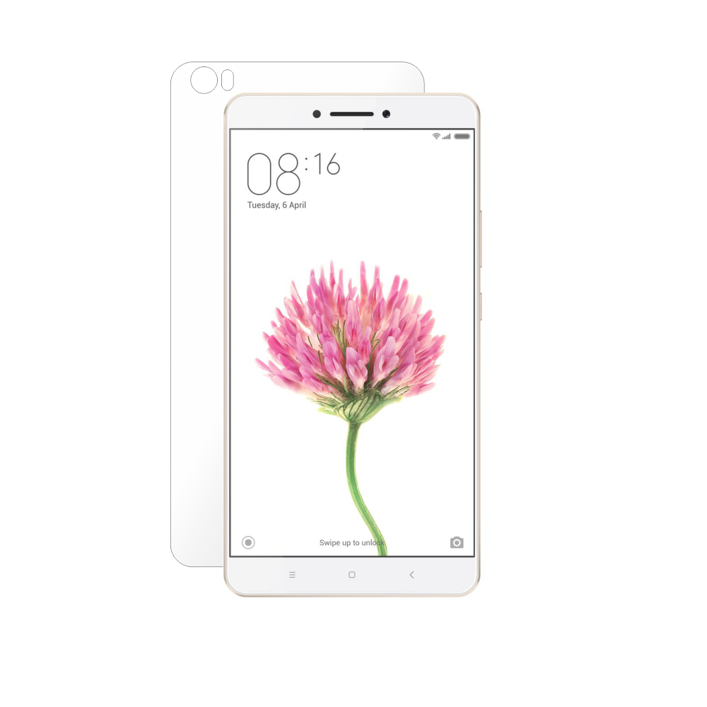 Folie de protectie Smart Protection Xiaomi Mi Max - doar spate imagine