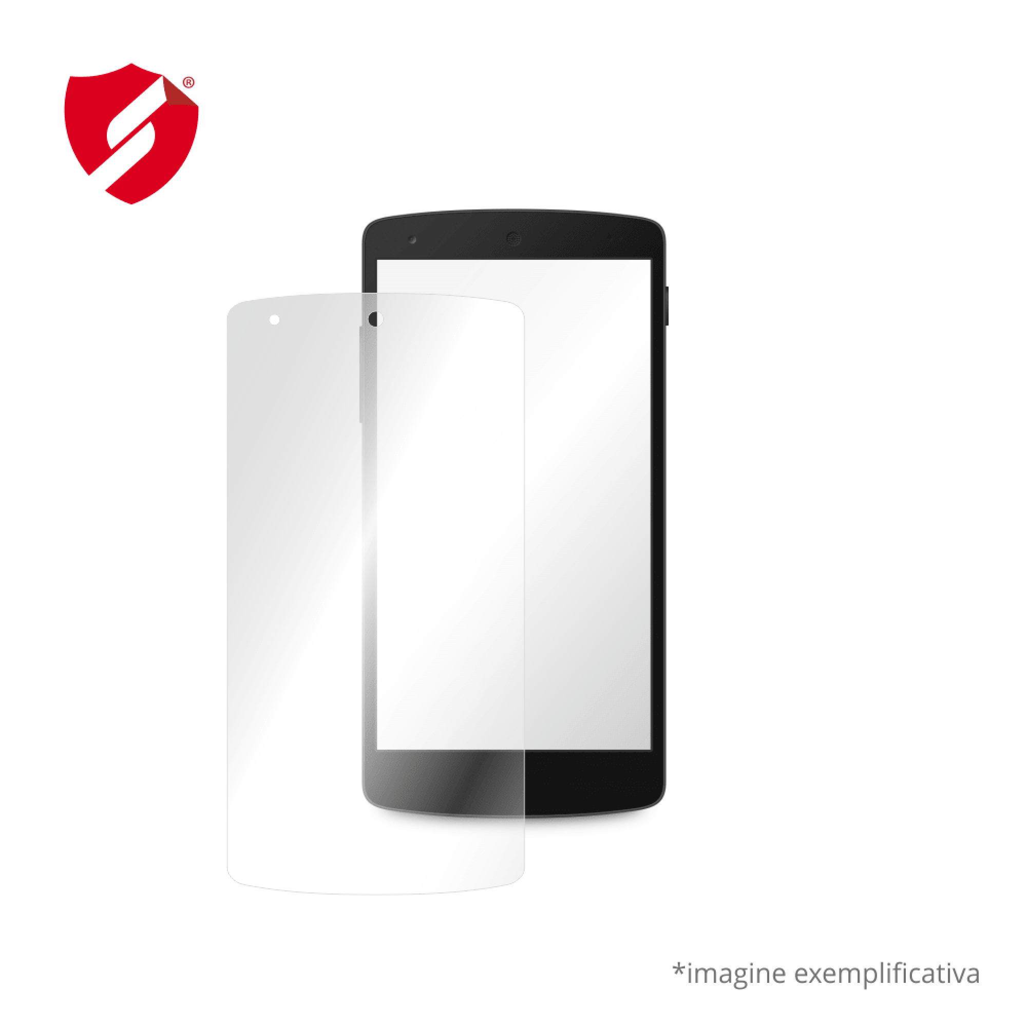 Folie de protectie Smart Protection Huawei Y6 (2018) - doar-display imagine