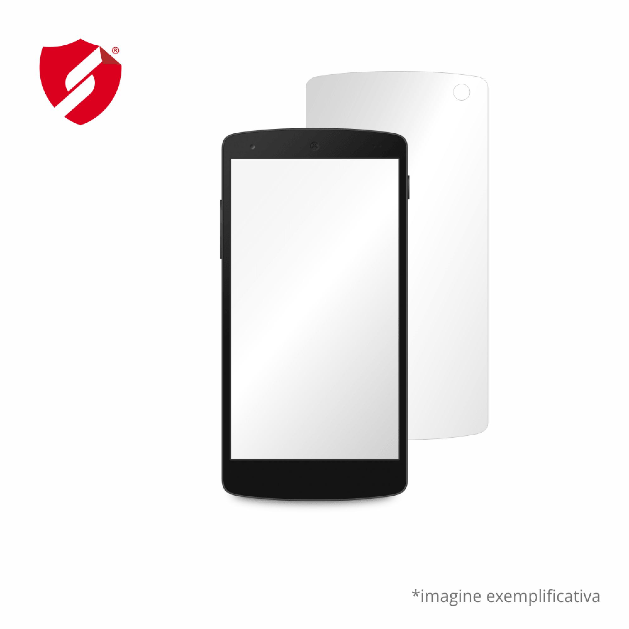 Folie de protectie Smart Protection Huawei Y6 III 2017 - doar spate imagine