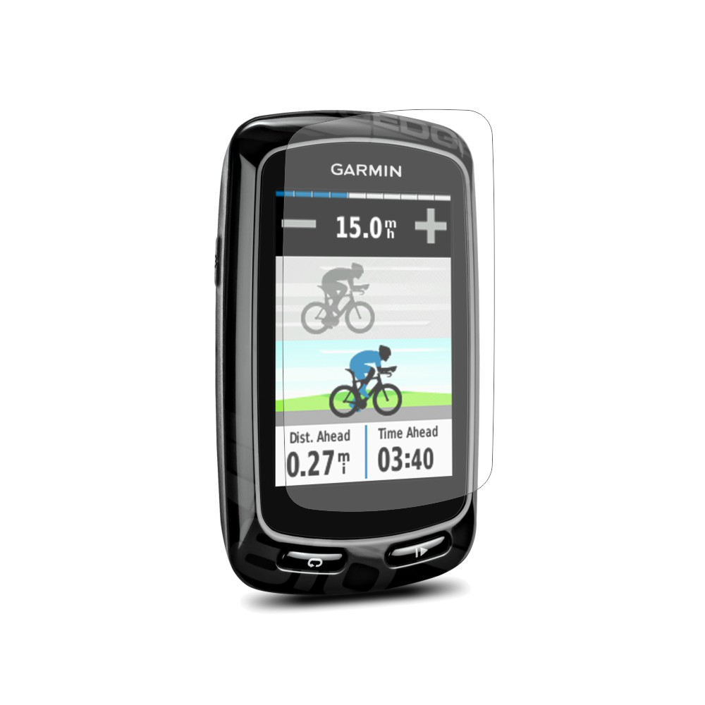 Folie de protectie Smart Protection Ciclocomputer GPS Garmin Edge 800 - doar-display imagine