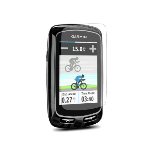 Folie de protectie Smart Protection Ciclocomputer GPS Garmin Edge 810 - doar-display imagine