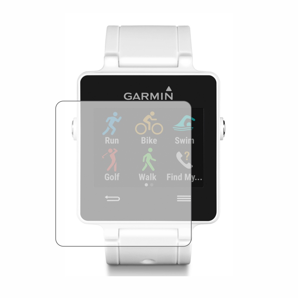 Folie de protectie Smart Protection Smartwatch Garmin Vivoactive - 2buc x folie display imagine