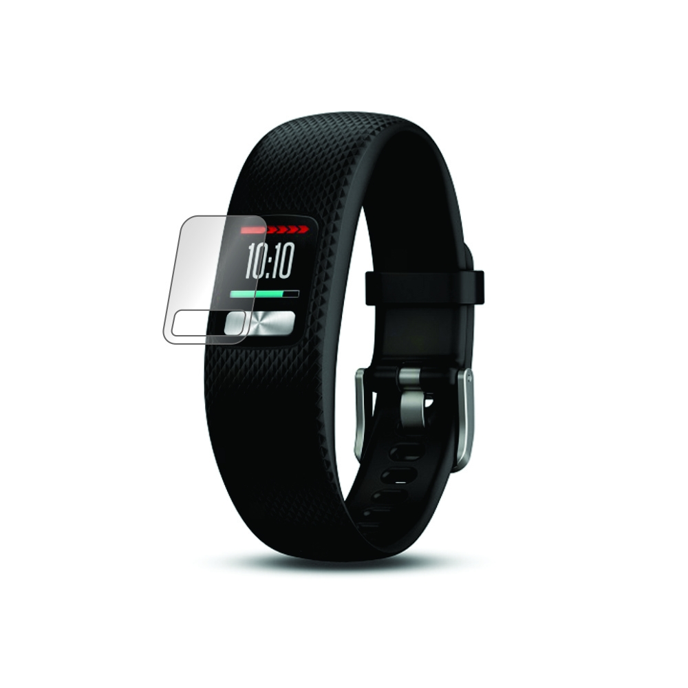 Folie de protectie Smart Protection Bratara fitness Garmin Vivofit 4 - 2buc x folie display imagine
