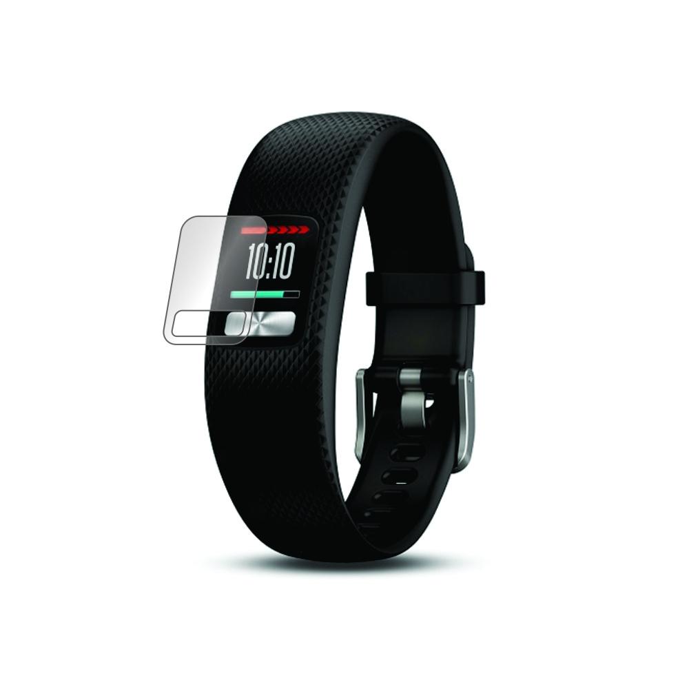 Folie de protectie Smart Protection Bratara fitness Garmin Vivofit 4 - 4buc x folie display imagine