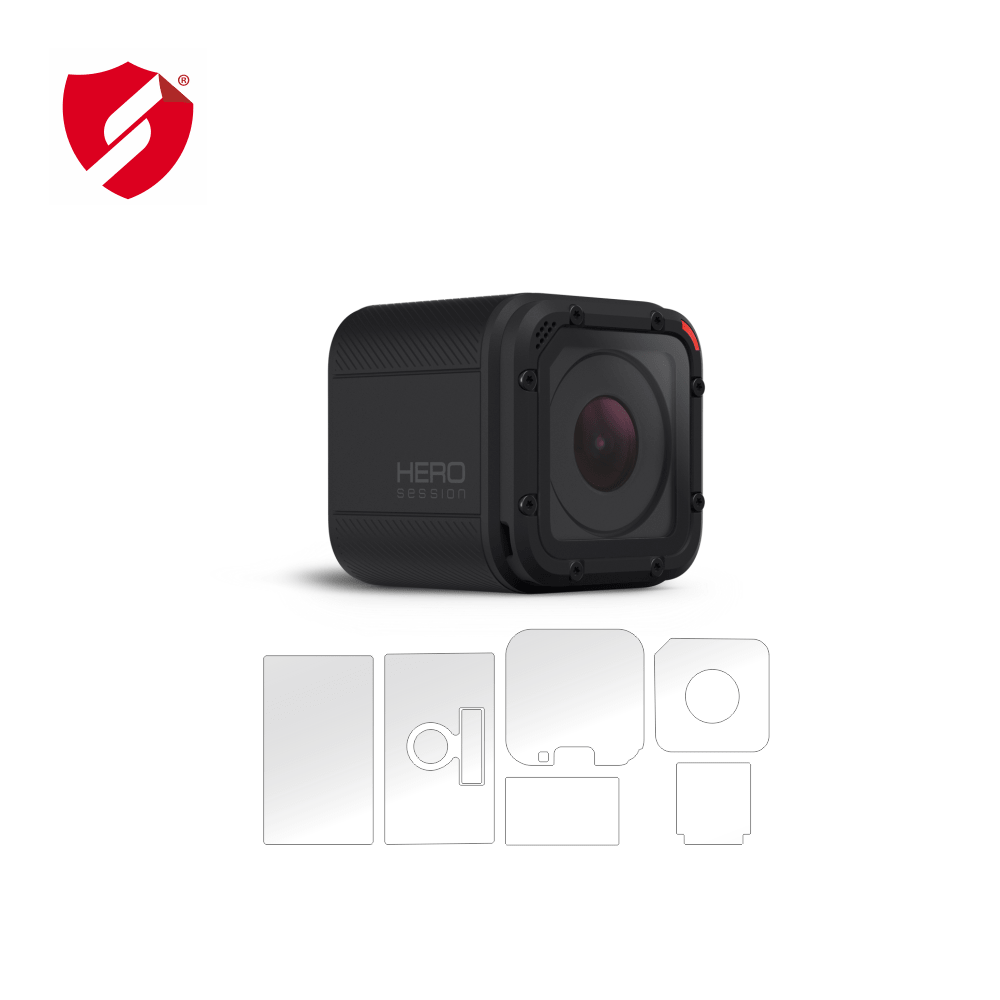 Folie de protectie Smart Protection GoPro Hero 4 Session - fullbody - display + spate + laterale imagine