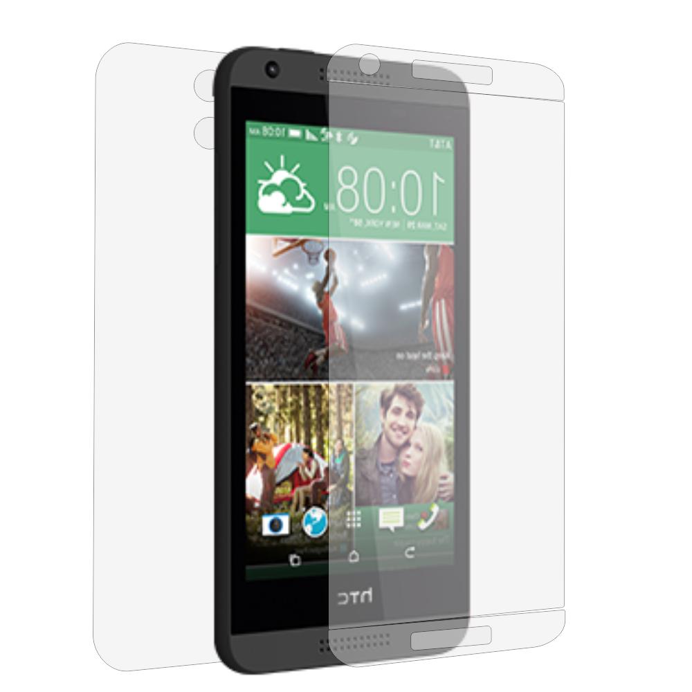 Folie de protectie Smart Protection HTC Desire 610 - fullbody-display-si-spate imagine