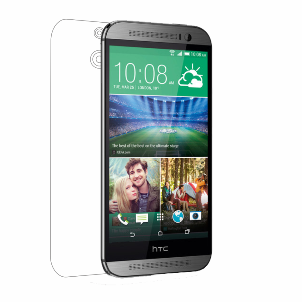Folie de protectie Smart Protection HTC One M8 - doar-spate+laterale imagine