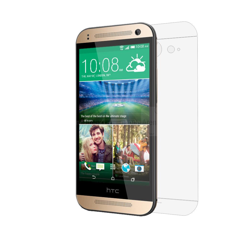 Folie de protectie Smart Protection HTC One Mini 2 - doar spate imagine