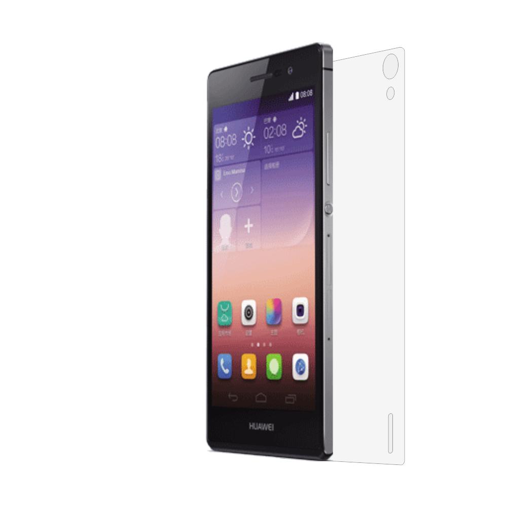 Folie de protectie Smart Protection Huawei Ascend P7 - doar spate imagine