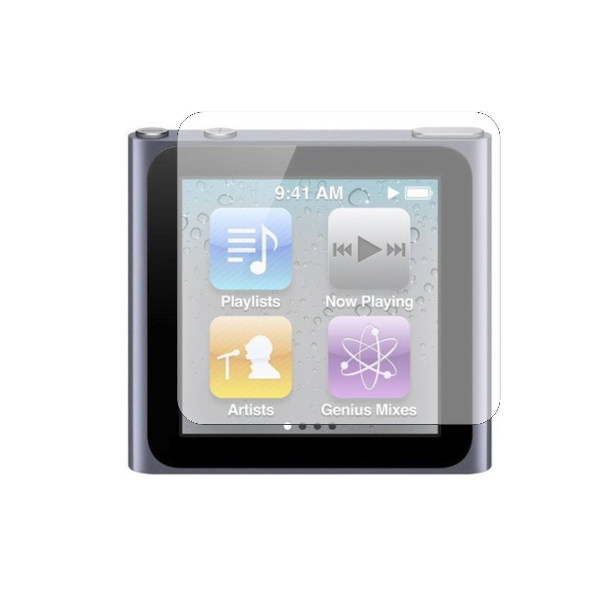 Folie de protectie Smart Protection iPod nano 6th gen - 4buc x folie display imagine