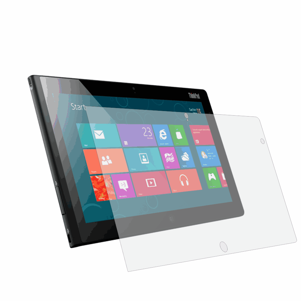 Folie de protectie Smart Protection Tableta Lenovo ThinkPad 2 10.1 - doar-display imagine