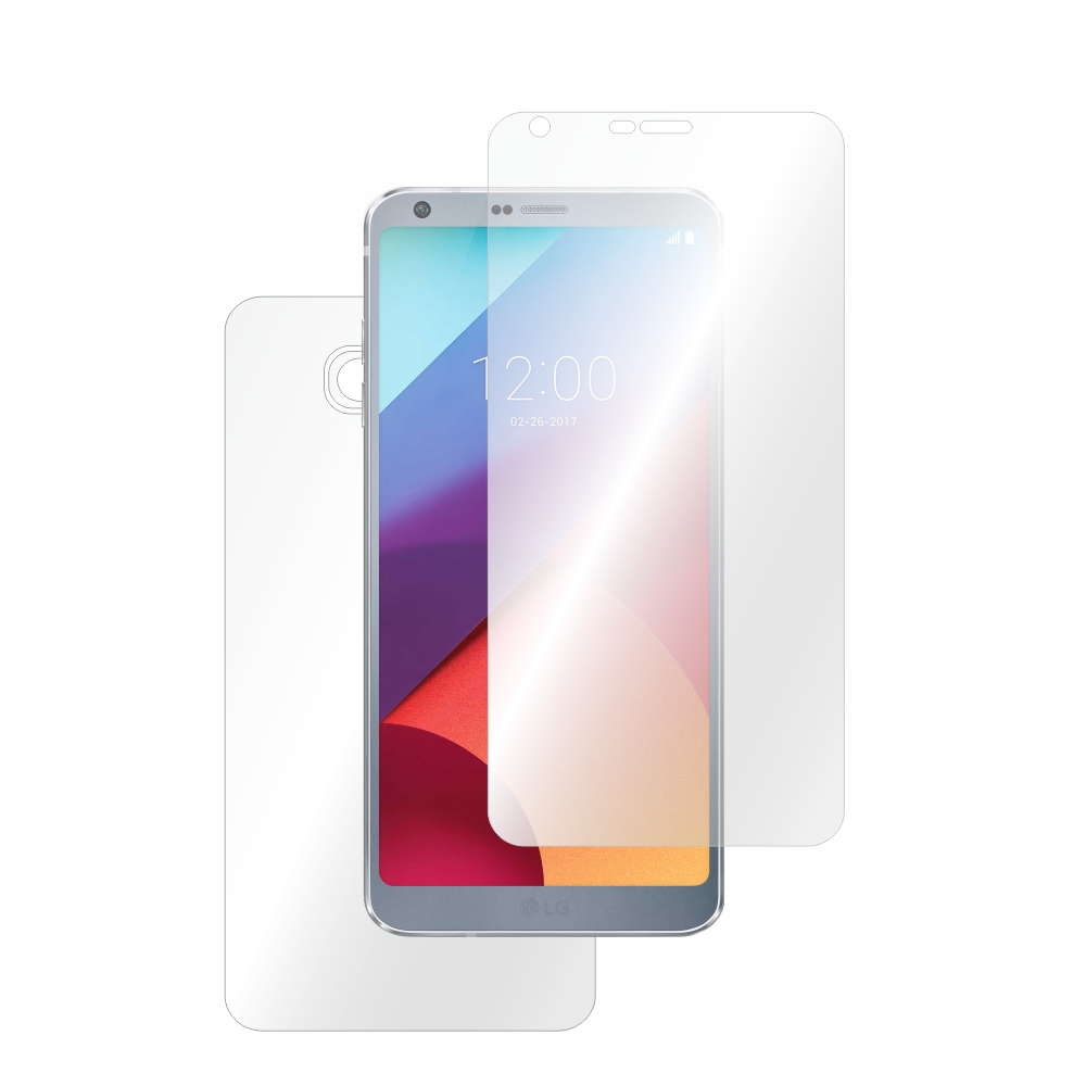 Folie de protectie Smart Protection LG G6 - fullbody - display + spate + laterale imagine