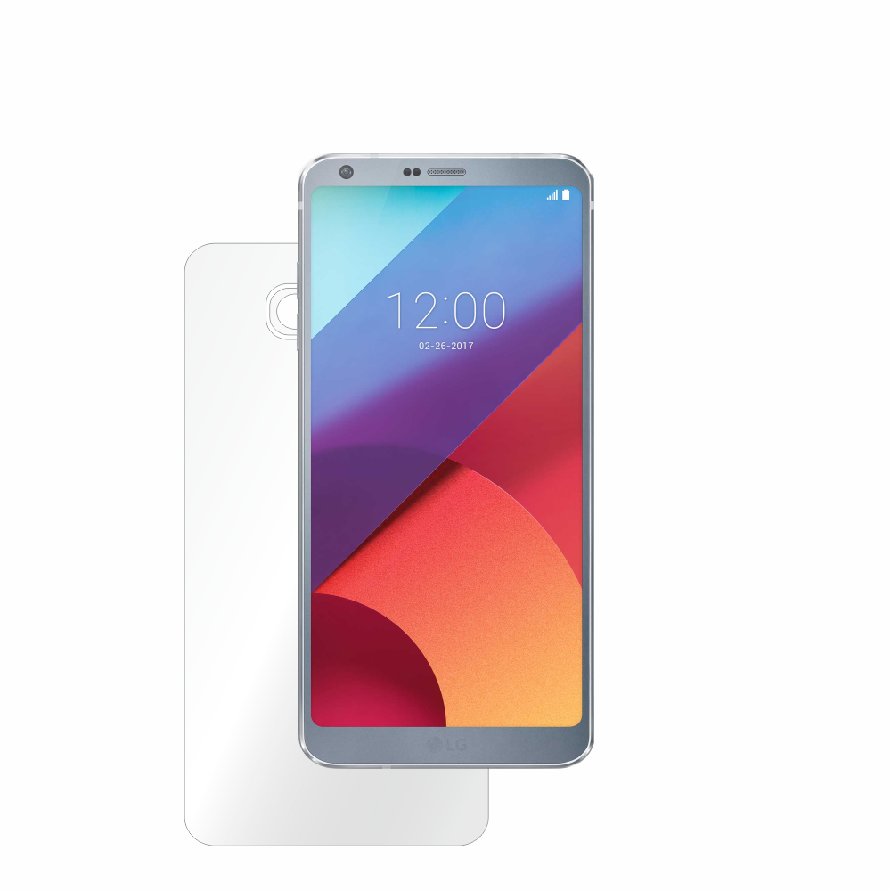 Folie de protectie Smart Protection LG G6 - doar-spate+laterale imagine