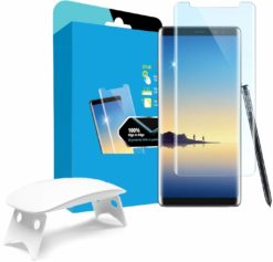 Tempered Glass - Ultra Smart Protection Liquid Loca Samsung Galaxy Note 8
