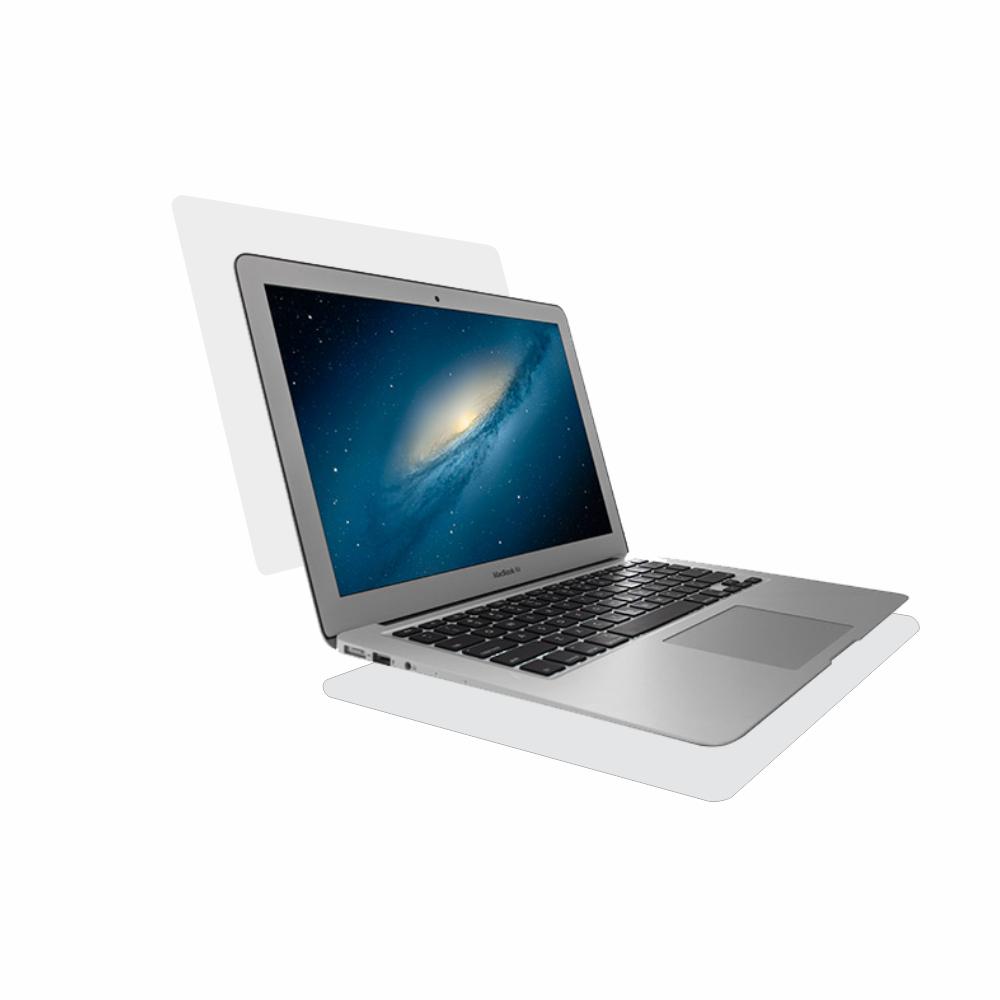 Folie de protectie Smart Protection MacBook Pro 13 inch - fullbody - capac + spate imagine