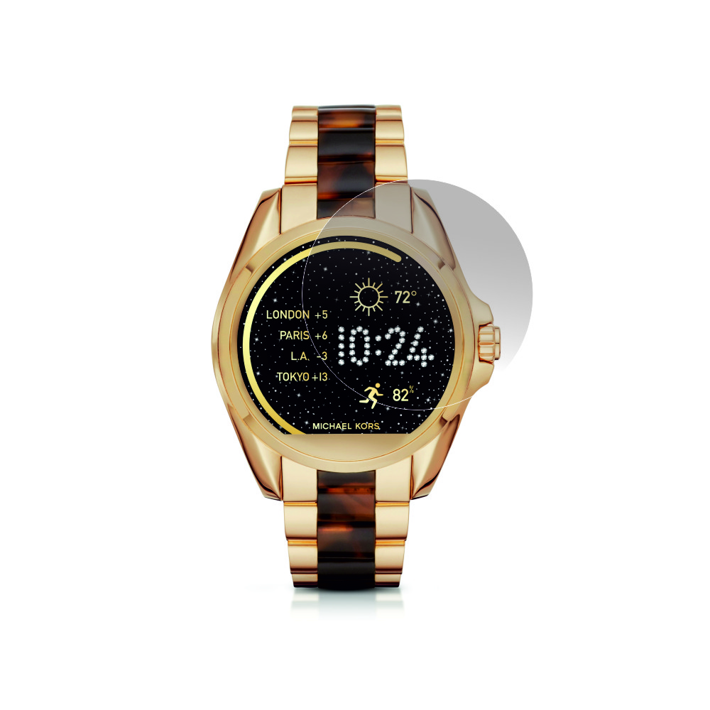 Folie de protectie Smart Protection Smartwatch Michael Kors Access 38mm - 2buc x folie display imagine