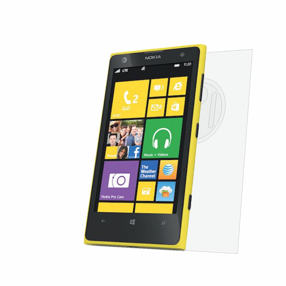 Folie de protectie Smart Protection Nokia Lumia 1020 - doar spate imagine