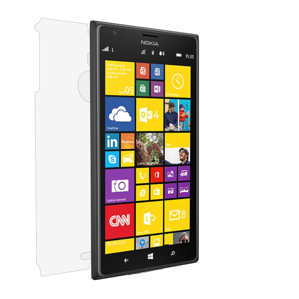 Folie de protectie Smart Protection Nokia Lumia 1520 - doar spate imagine